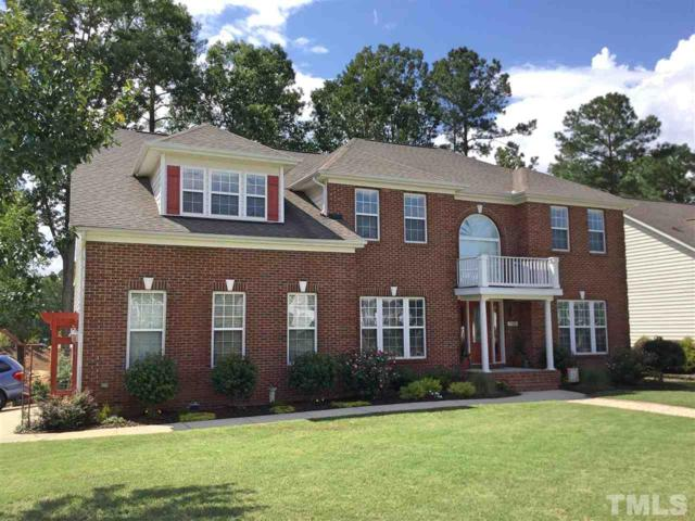 100 Chieftain Drive, Holly Springs, NC 27540 (#2132374) :: Rachel Kendall Team, LLC