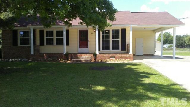 311 Saint Street, Dunn, NC 28334 (#2133321) :: Raleigh Cary Realty