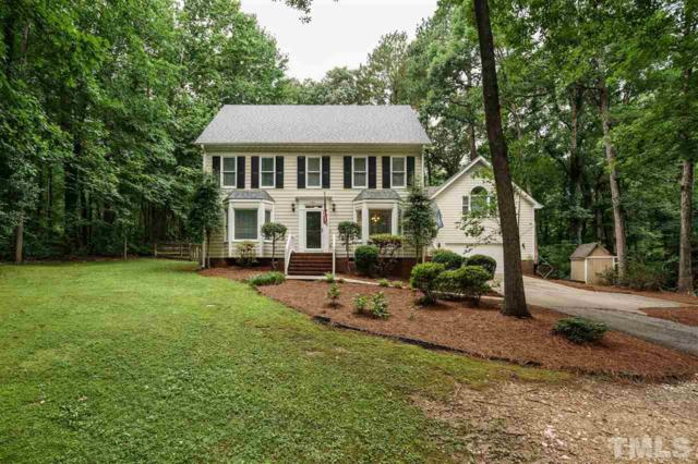 5224 West Oaks Drive, Fuquay Varina, NC 27526 (#2133621) :: Raleigh Cary Realty