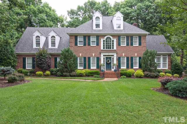 116 Berry Hill Drive, Raleigh, NC 27615 (#2134254) :: Triangle Midtown Realty