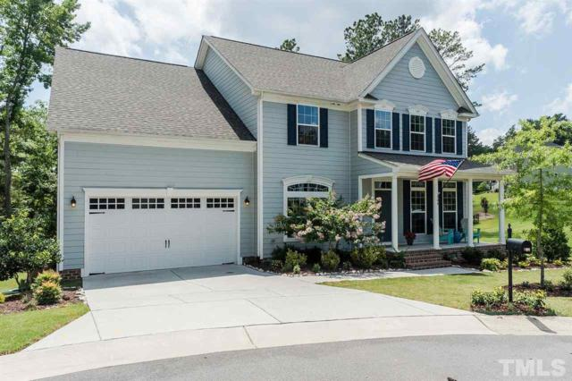 508 Checkmate Circle, Wake Forest, NC 27587 (#2134435) :: Raleigh Cary Realty