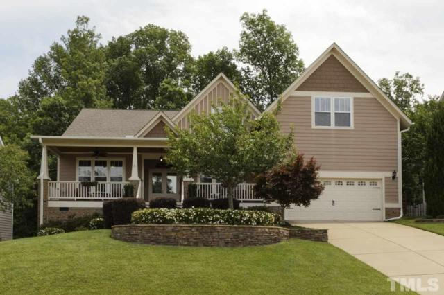205 Long Bottom Trail, Holly Springs, NC 27540 (#2134764) :: Raleigh Cary Realty
