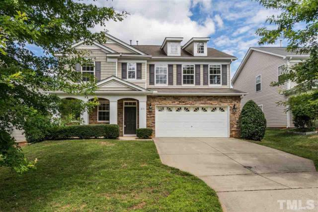 213 Bikram Drive, Holly Springs, NC 27540 (#2134839) :: Raleigh Cary Realty