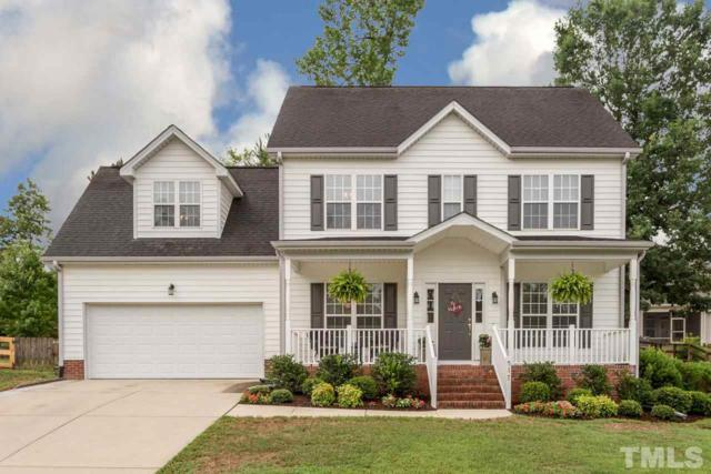517 Tryst Lane, Wake Forest, NC 27587 (#2134918) :: Raleigh Cary Realty