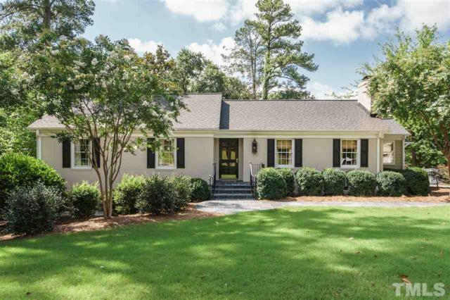 3408 Coleridge Drive, Raleigh, NC 27609 (#2135224) :: Triangle Midtown Realty