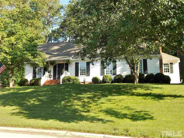 416 Hillandale Drive, Raleigh, NC 27609 (#2135545) :: Triangle Midtown Realty