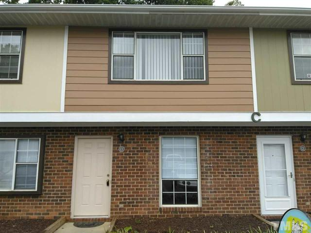 1241 S Fifth Street C3, Mebane, NC 27302 (#2135548) :: Triangle Midtown Realty