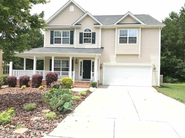 5057 Stonewood Pines Drive, Knightdale, NC 27545 (#2135568) :: Triangle Midtown Realty