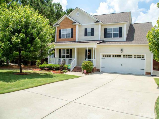 27 Brindley Circle, Clayton, NC 27520 (#2135574) :: Raleigh Cary Realty