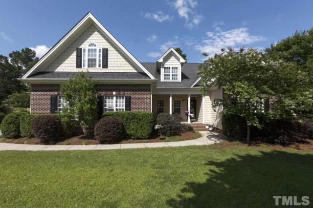 1166 Smith Creek Way, Wake Forest, NC 27587 (#2135601) :: Raleigh Cary Realty