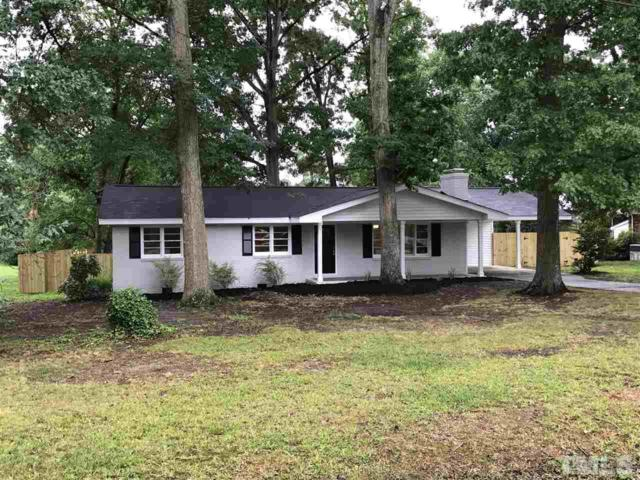 205 Whitfield Street, Knightdale, NC 27545 (#2135604) :: Raleigh Cary Realty