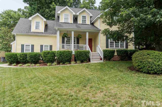 1400 Grappenhall Drive, Apex, NC 27502 (#2135652) :: Raleigh Cary Realty