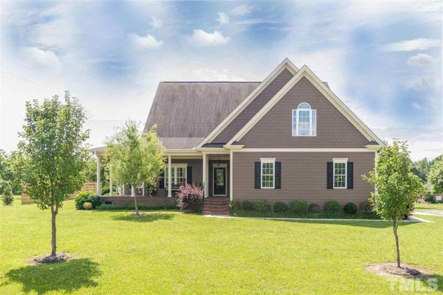 355 N Pleasant Coates Road, Benson, NC 27504 (#2135695) :: Raleigh Cary Realty