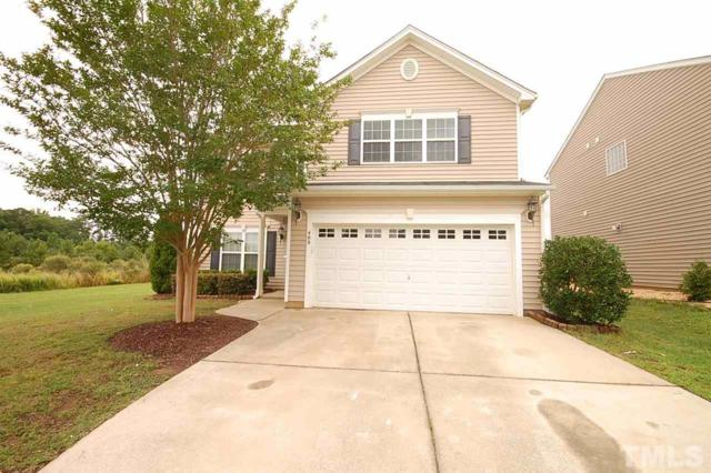 408 Wellspring Drive, Holly Springs, NC 27540 (#2135703) :: Raleigh Cary Realty