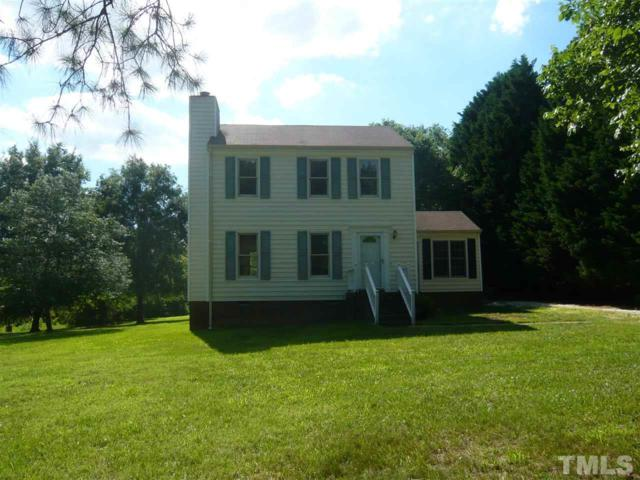 7301 Buck Road, Wendell, NC 27591 (#2135800) :: Triangle Midtown Realty