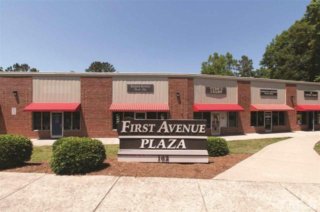 102 S First Avenue, Knightdale, NC 27545 (#2135834) :: Triangle Midtown Realty
