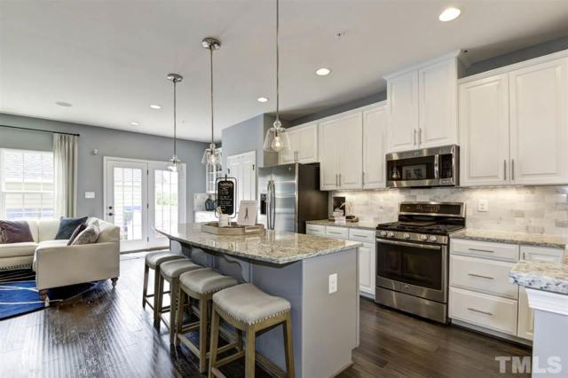 1015 Drayman Place 1015 A, Apex, NC 27502 (#2135864) :: Raleigh Cary Realty