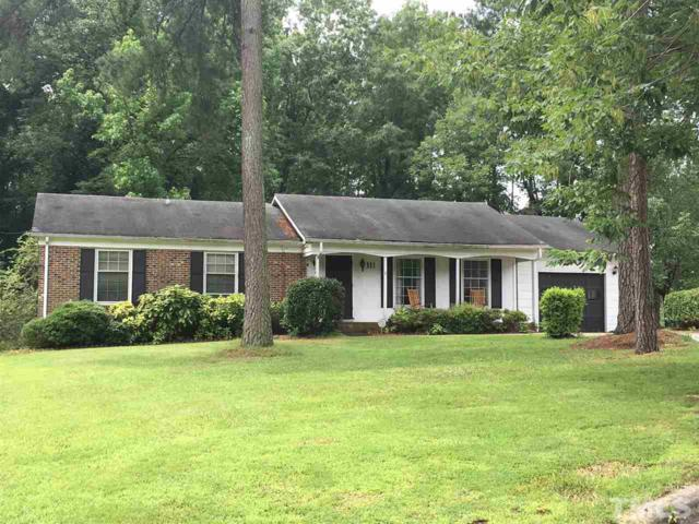 111 Evanshire Lane, Durham, NC 27713 (#2135868) :: Raleigh Cary Realty