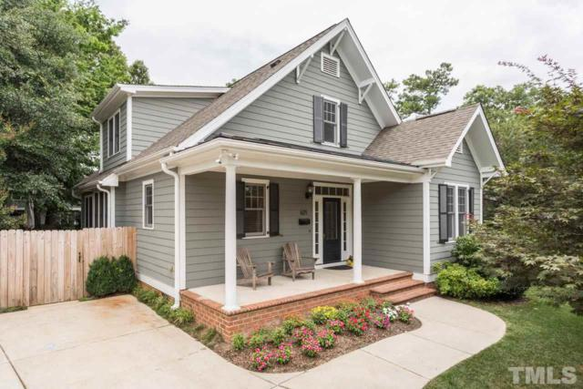 621 New Road, Raleigh, NC 27608 (#2135915) :: Triangle Midtown Realty
