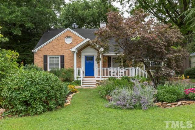 703 Kimbrough Street, Raleigh, NC 27608 (#2135953) :: Triangle Midtown Realty