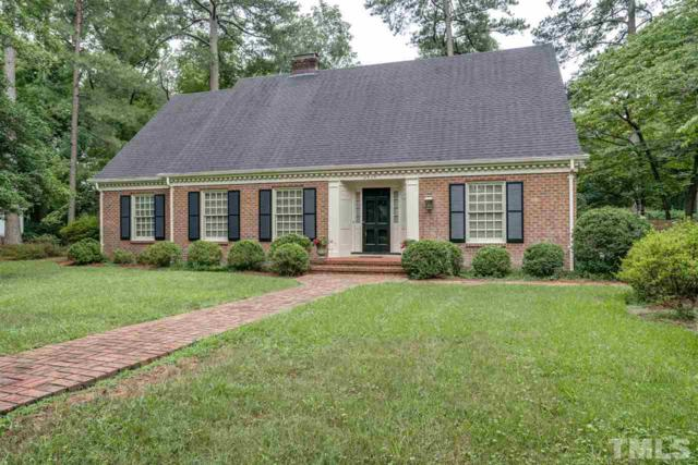 3517 Mansfield Drive, Rocky Mount, NC 27803 (#2136050) :: Raleigh Cary Realty