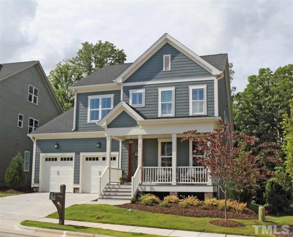 344 Old Piedmont Circle, Chapel Hill, NC 27516 (#2136120) :: Triangle Midtown Realty