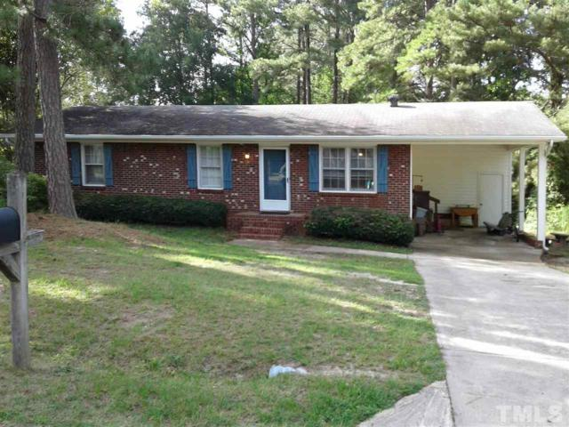 663 Raymond Drive, Wendell, NC 27591 (#2136134) :: Triangle Midtown Realty