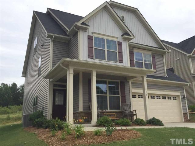 212 Sweet Violet Drive, Holly Springs, NC 27540 (#2136230) :: Triangle Midtown Realty