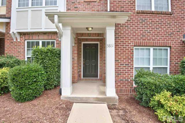 3861 Cary Glen Boulevard, Cary, NC 27519 (#2136255) :: Triangle Midtown Realty