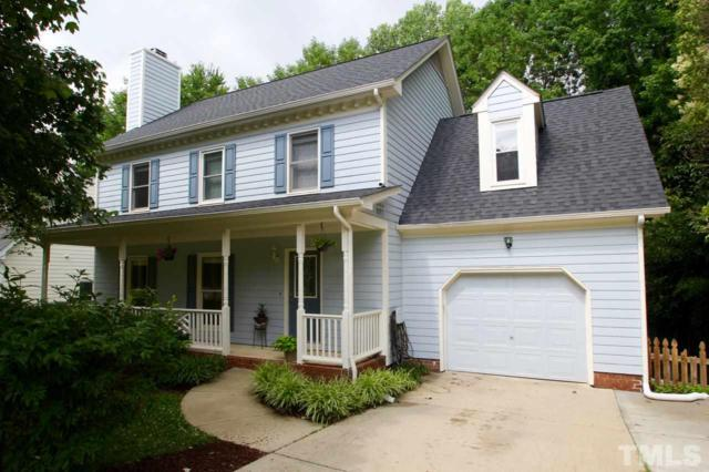 112 Trimble Avenue, Cary, NC 27511 (#2136260) :: Triangle Midtown Realty