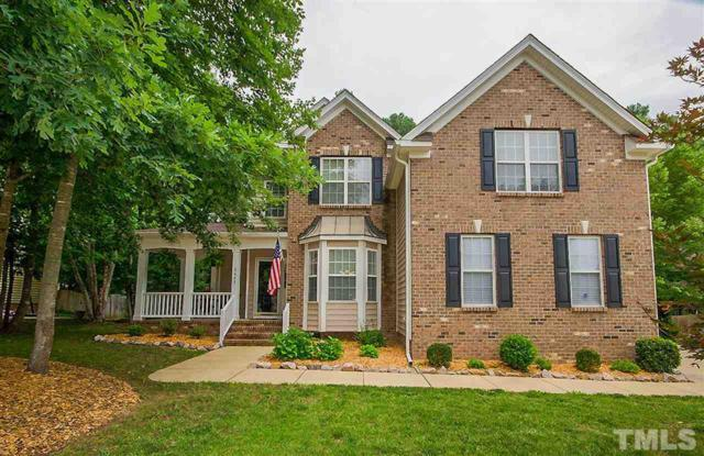3441 Coach Lantern Avenue, Wake Forest, NC 27587 (#2136272) :: Triangle Midtown Realty