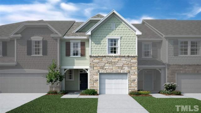 1121 Little Gem Lane #367, Apex, NC 27523 (#2136274) :: Triangle Midtown Realty
