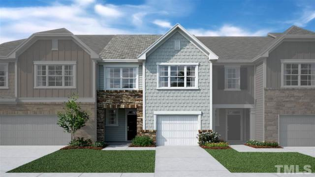 1117 Little Gem Lane #369, Apex, NC 27502 (#2136276) :: Triangle Midtown Realty