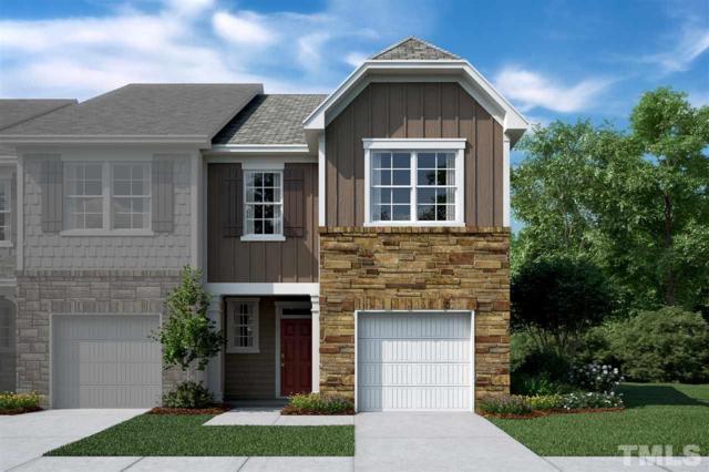 2812 Lanassa Lane #392, Apex, NC 27523 (#2136278) :: Triangle Midtown Realty