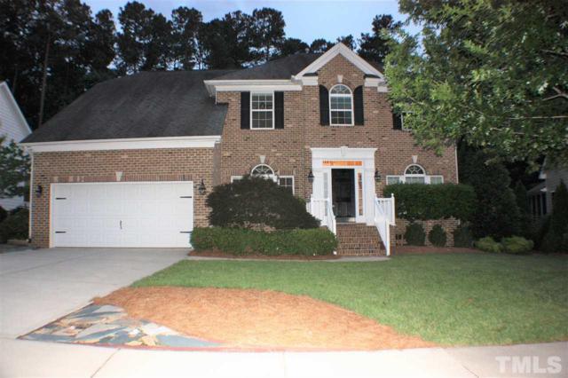 131 Trinity Grove Drive, Cary, NC 27513 (#2136304) :: Triangle Midtown Realty