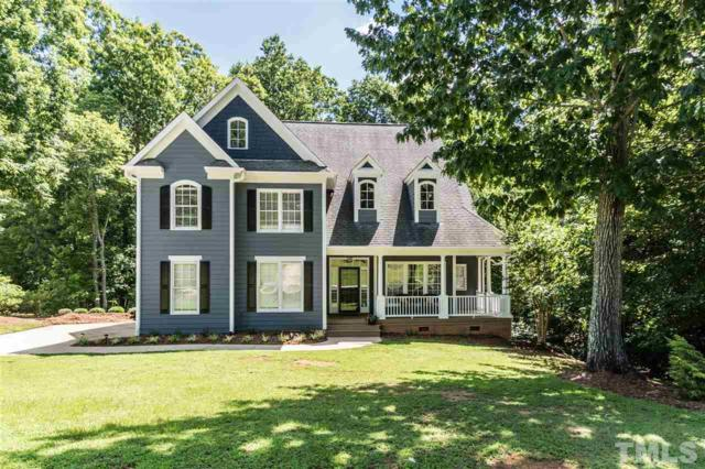 7808 Fairlake Drive, Wake Forest, NC 27587 (#2136347) :: Triangle Midtown Realty