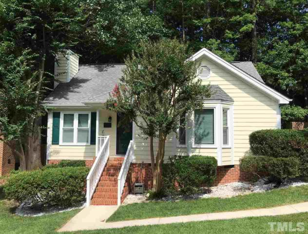 117 Rock Pointe Lane, Cary, NC 27513 (#2136365) :: Triangle Midtown Realty