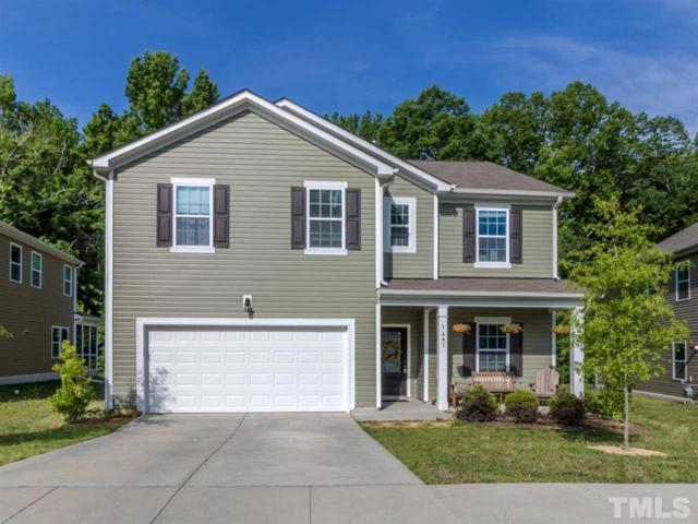1641 Fern Hollow Trail, Wake Forest, NC 27587 (#2136397) :: Triangle Midtown Realty