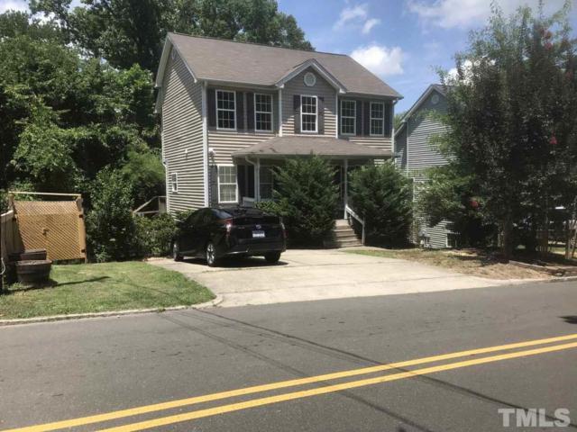 607 Dupree Street, Durham, NC 27701 (#2136421) :: Triangle Midtown Realty