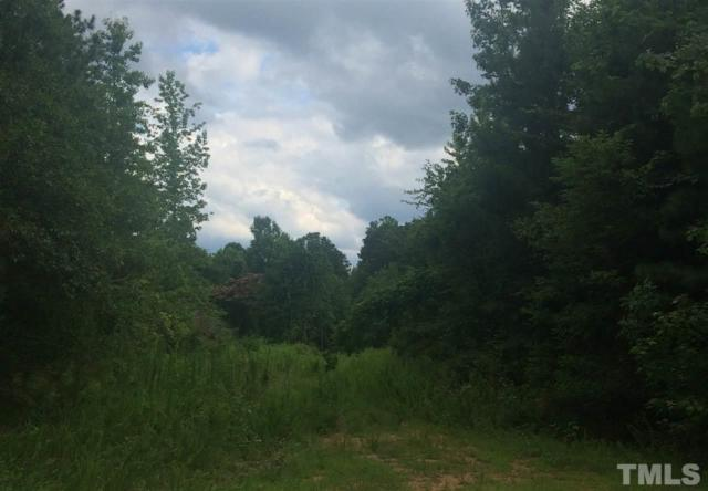 1637 Bass Road, Wendell, NC 27591 (#2136463) :: Triangle Midtown Realty