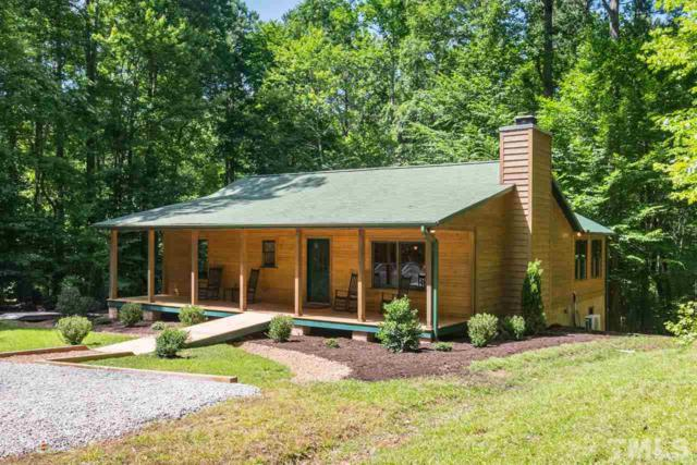 1341 Clearwater Lake Road, Chapel Hill, NC 27517 (#2136468) :: Triangle Midtown Realty