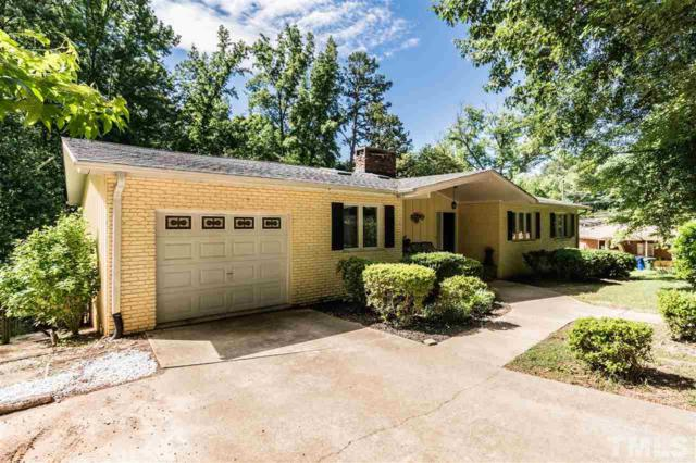 4204 Yadkin Drive, Raleigh, NC 27609 (#2136474) :: Triangle Midtown Realty
