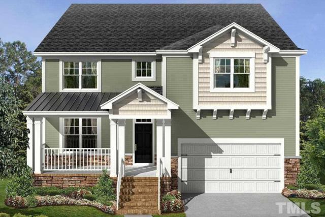 401 Rowanwood Way, Apex, NC 27523 (#2136477) :: Triangle Midtown Realty