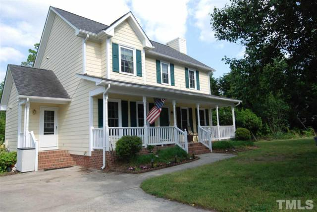 104 Bobby Drive, Garner, NC 27529 (#2136501) :: Triangle Midtown Realty