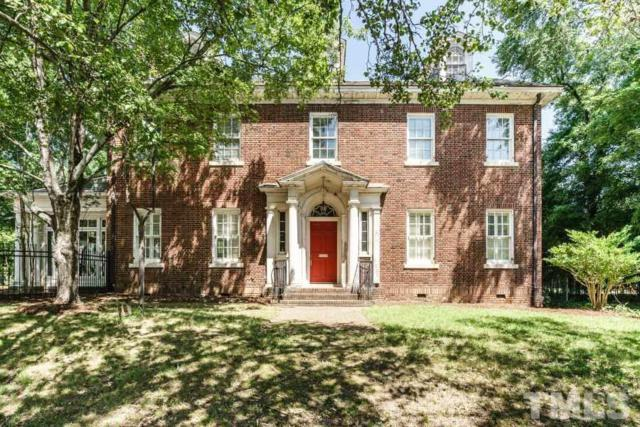 821 Wake Forest Road, Raleigh, NC 27604 (#2137643) :: The Jim Allen Group