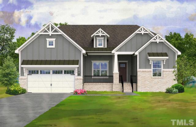 516 Crinian Drive Mf Lot #45, Cary, NC 27513 (#2137842) :: Saye Triangle Realty