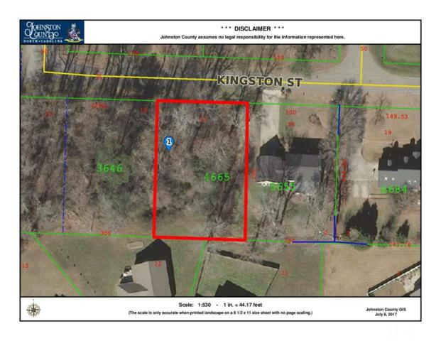 Lot 17 Kingston Street, Pine Level, NC 27568 (#2138838) :: The Abshure Realty Group