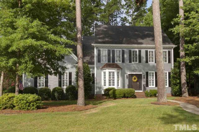 100 Langshire Court, Apex, NC 27502 (#2139748) :: Raleigh Cary Realty