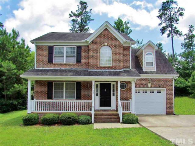 1316 Ujamaa Drive, Raleigh, NC 27610 (#2139983) :: Raleigh Cary Realty
