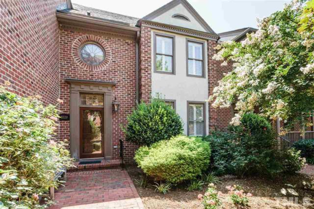 3320 Ridgecrest Court, Raleigh, NC 27607 (#2140611) :: Raleigh Cary Realty